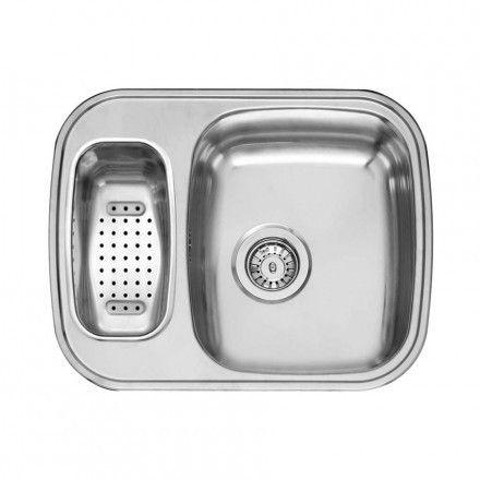 Reginox Queen L 60 1.5 Bowl Sink | Stainless Steel Kitchen Sinks ...