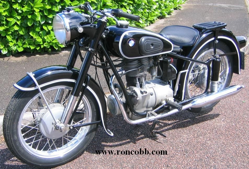 vintage bmw motorcycle | 1954 bmw r25 250cc single cylinder