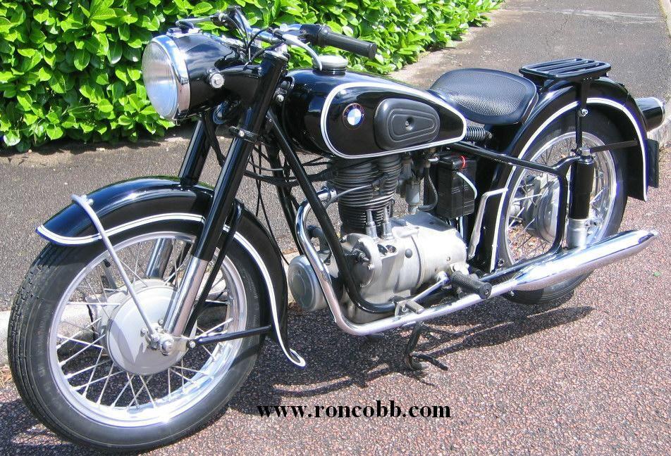 vintage bmw motorcycle | 1954 bmw r25 250cc single cylinder