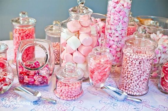 Top candybar | decoration candy bar a bonbon buffet de sucreries  CW35