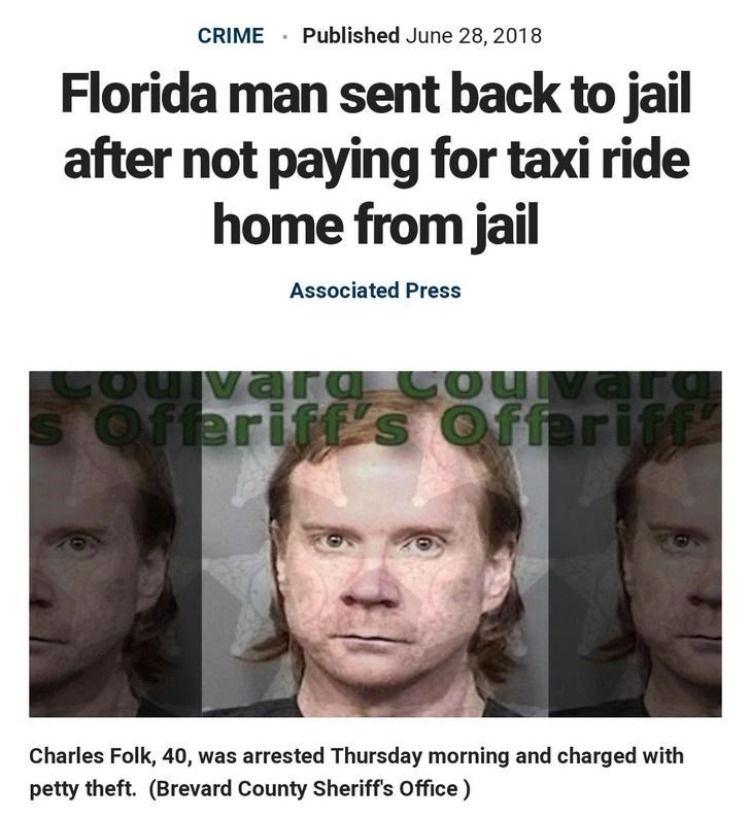 Eric Henry Leduc Florida Panic
