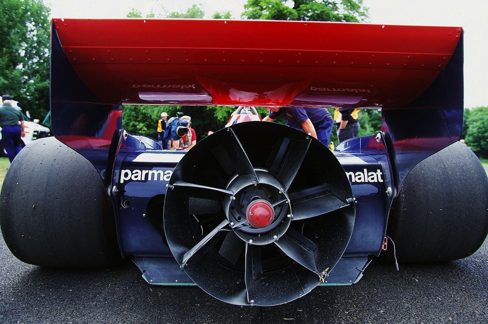 Brabham BT46B Fan Car: Making Lemonade From Lemons | Amazing cars ...