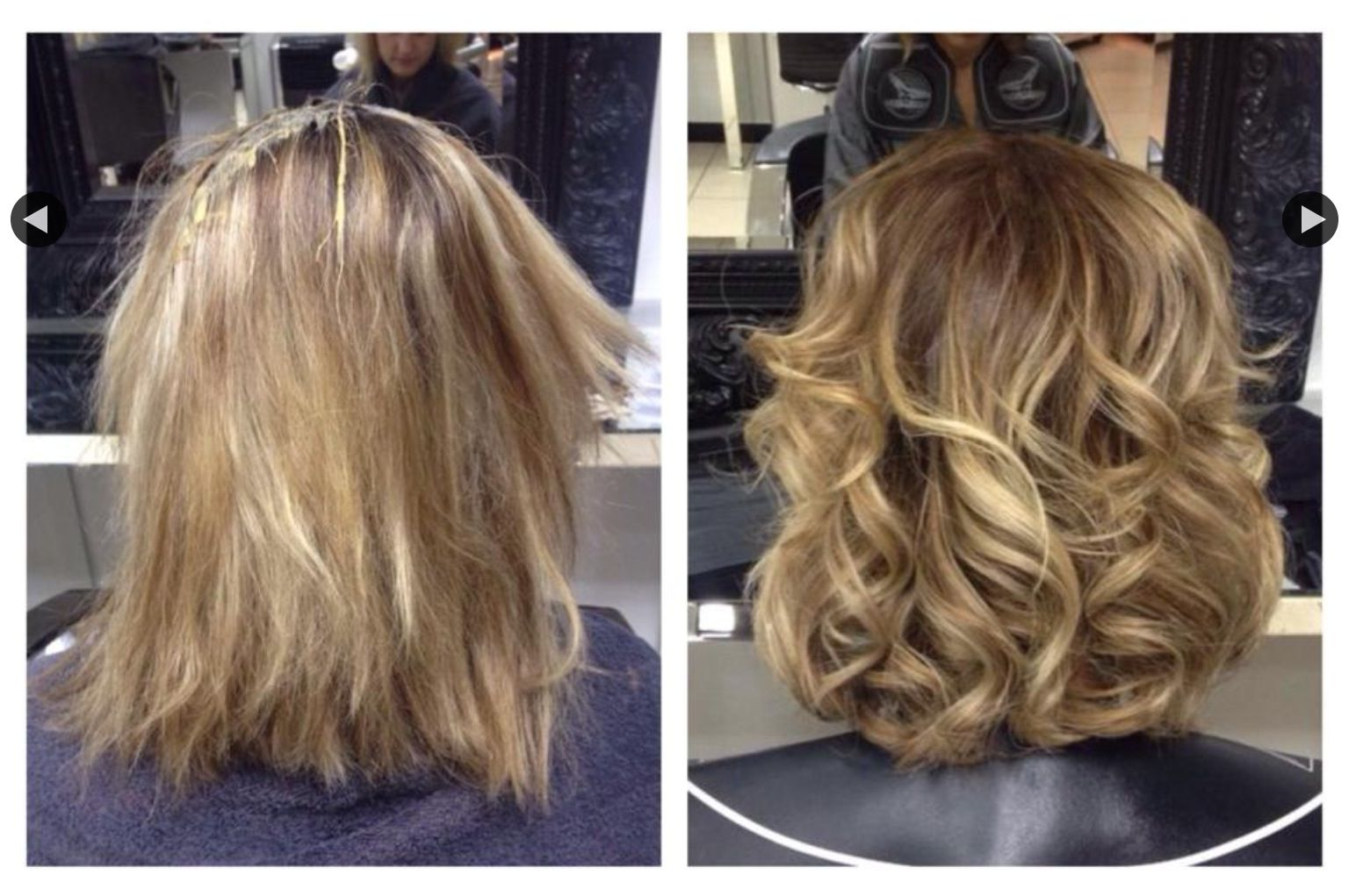 Ombre Abu Abu Subtle Ombré Cut And Natural Finish By Glamour Hair Salon Abu