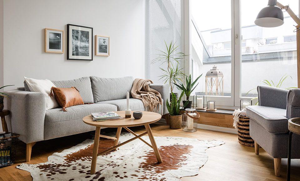 10 Tipps kleines Wohnzimmer einrichten   Beautiful living rooms, Living room modern, Unique ...