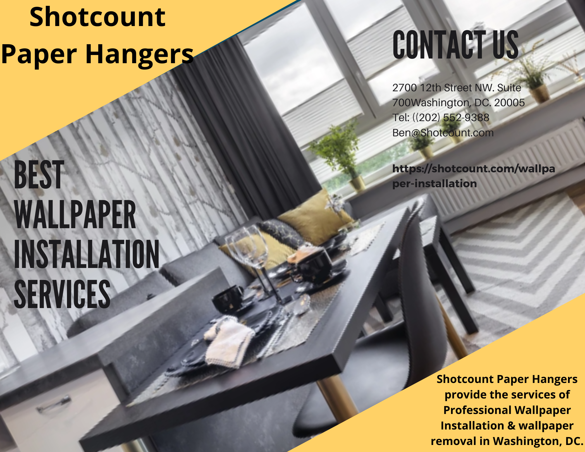 Professional Wallpaper Installation Bethesda Md In 2021 How To Install Wallpaper Installation Vinyl Installation