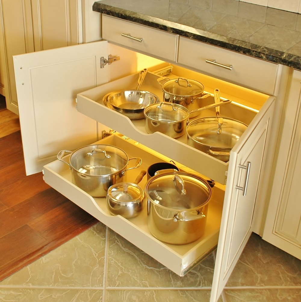 Ez Reach Cabinet Systems In 2020 New Kitchen Cabinets Diy Pantry Shelves Kitchen Organization
