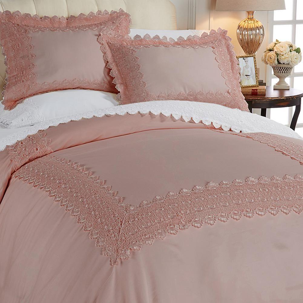 Highgate manor kensington lace thread count cottonrich piece