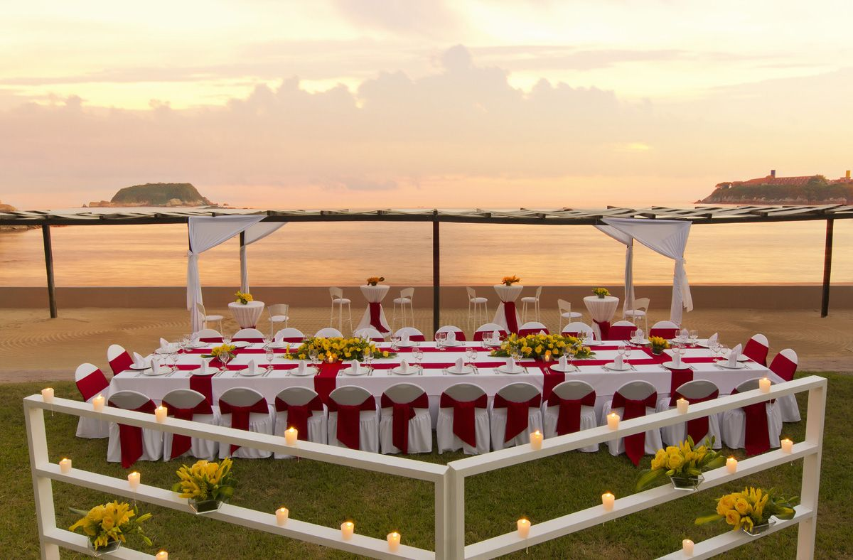 Mexican Wedding Packages.Weddings At The Barcelo Huatulco Barcelo Huatulco