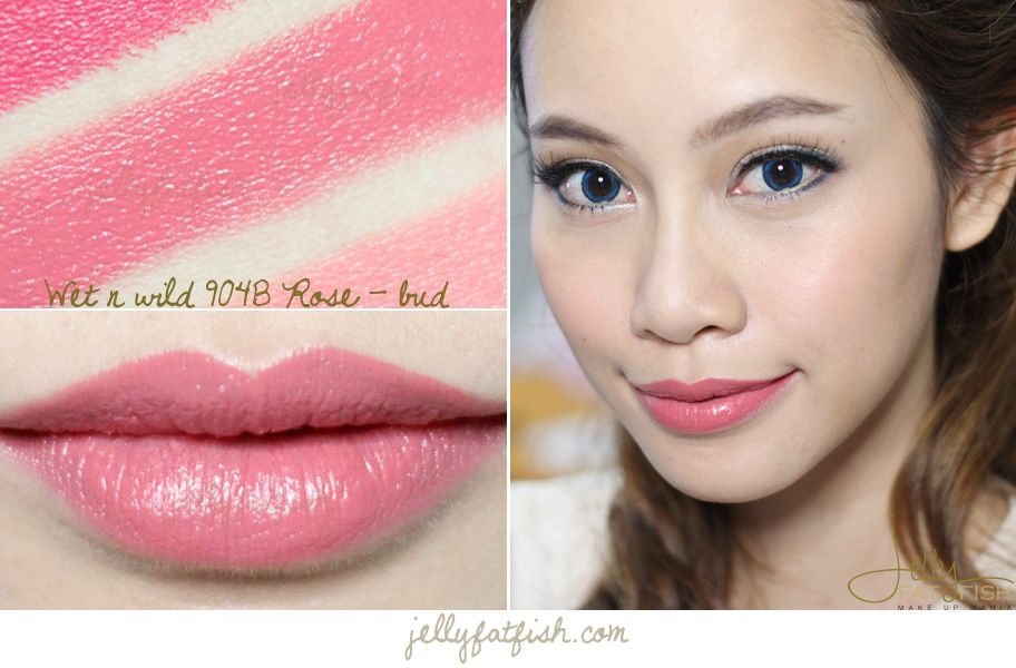 Pin By Ashley Vorndran On Products I Love Wet N Wild Lipstick Lipstick Peachy Pink Lipstick