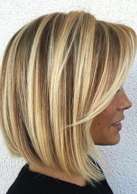 25 Besten Bob Frisuren Fur Frauen 2017 Haarschnitt Bob Haarschnitte Fur Feines Haar Blonde Haare Ideen