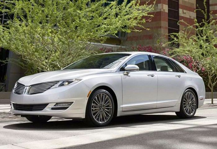 2016 Lincoln Town Car Concept Continental