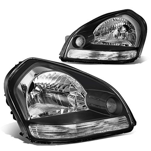 Hyundai Tucson Pair Of Black Housing Clear Corner Headlights You Can Get Additional Details At The Affiliate Link Amazon Co Car Hacks Headlights Car Lights