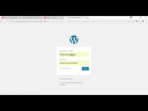 Curso de Wordpress + WhooComerce Informacion