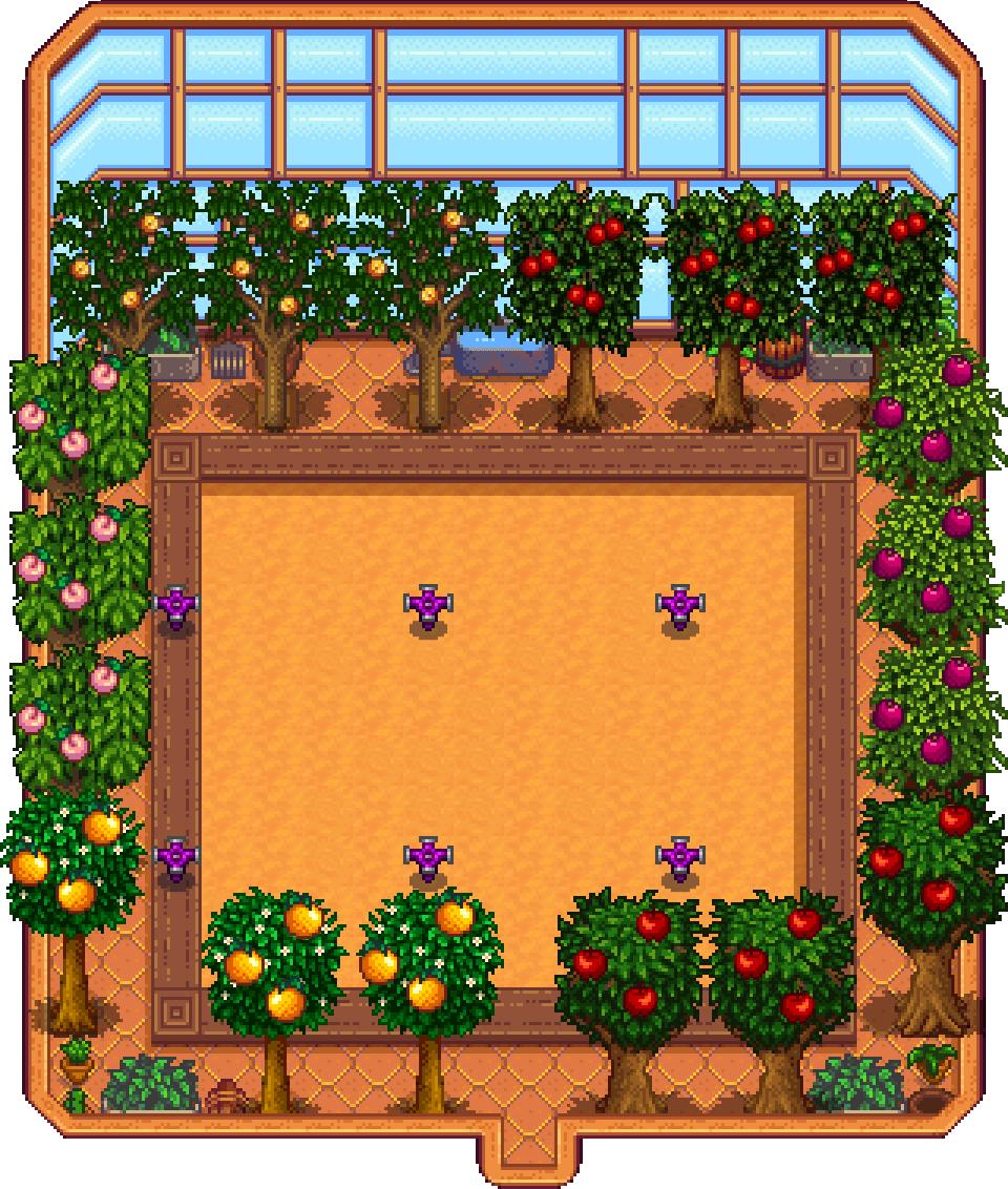 Greenhouse Stardew Valley Wiki