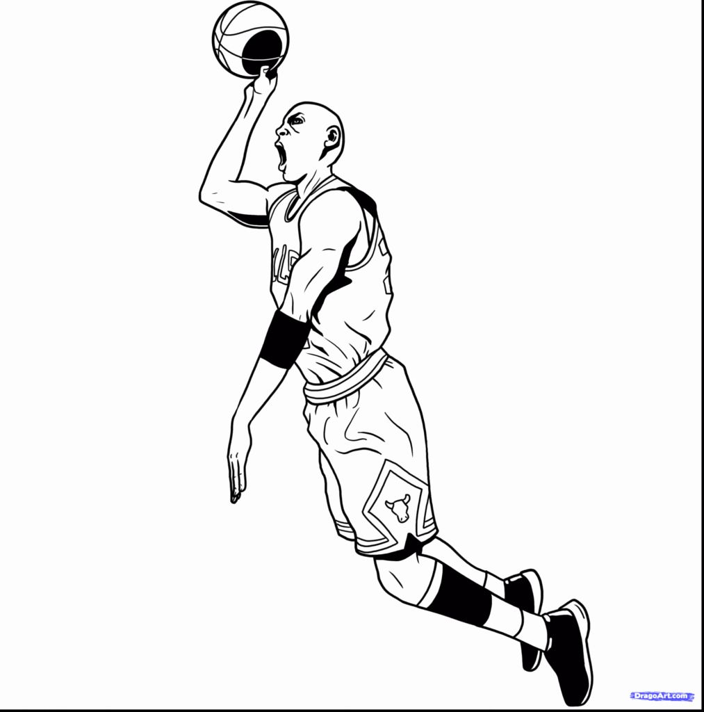 Tennis Ball Coloring Page Lovely Coloring Michael Jordan Coloring Page Free Printable Pages Sports Coloring Pages Sports Balls Coloring Pages