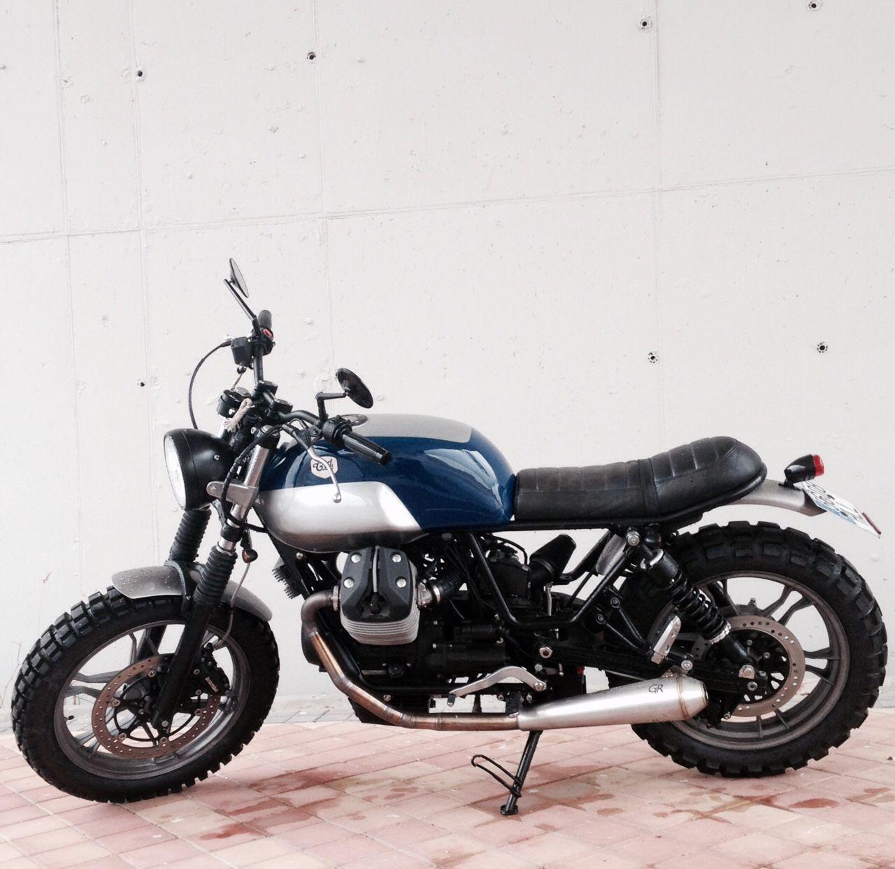 Cafe Racer Crd35 Madrid Madrid Motos Usadas Ver Anuncio