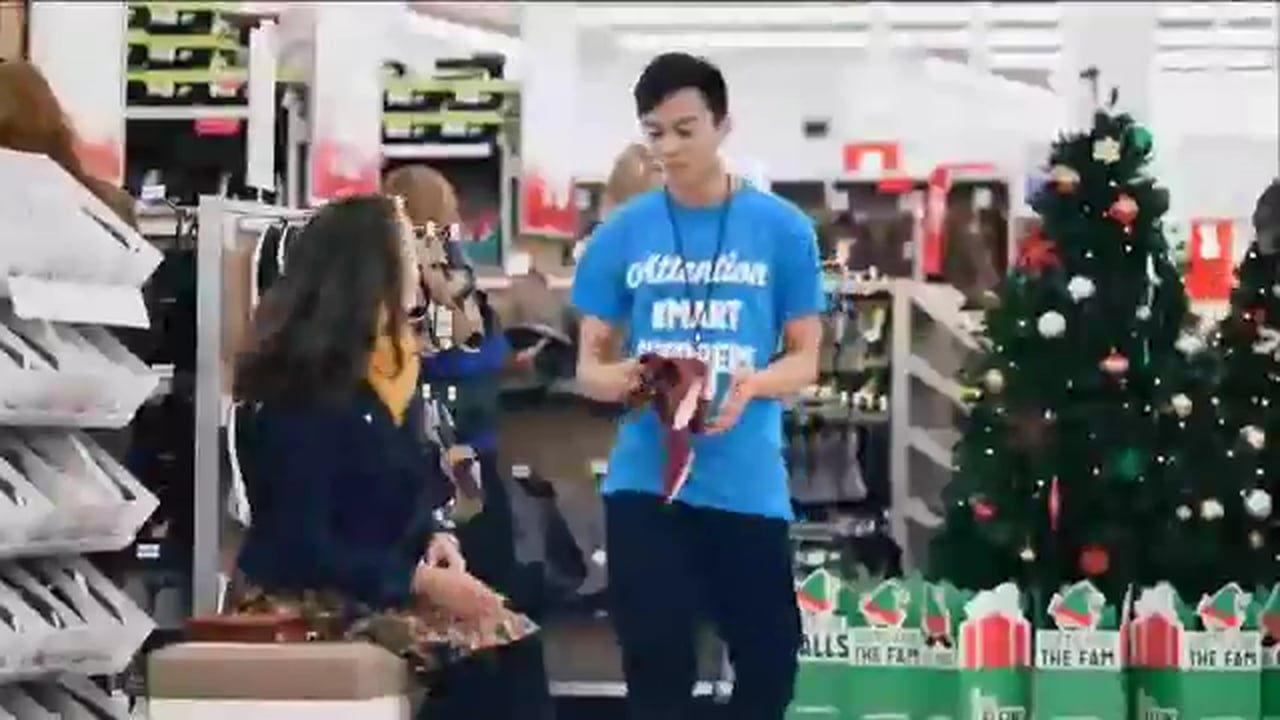 Kmart Magic Reindeer Dust TV Commercial ad advert 2016 Kmart TV ...