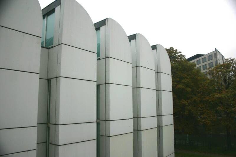 Berlin... Bauhaus Museum...all though its a small museum