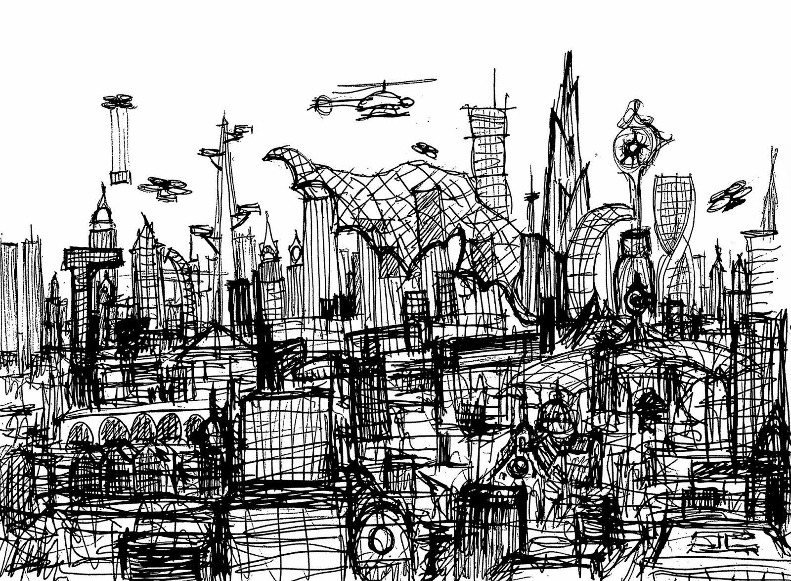 Dario Tuis: Drawings