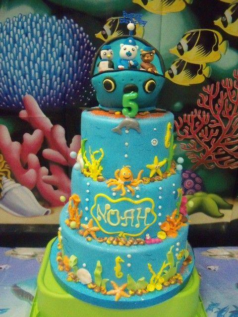 Under The Sea Birthday Party Ideas Cake Birthdays And Birthday