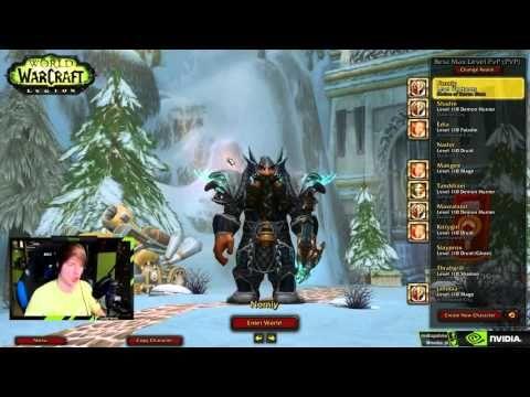 World of Warcraft Legion - Jestem Harry Potere (Azsuna Część 2) - Best sound on Amazon: http://www.amazon.com/dp/B015MQEF2K -  http://gaming.tronnixx.com/uncategorized/world-of-warcraft-legion-jestem-harry-potere-azsuna-czesc-2/