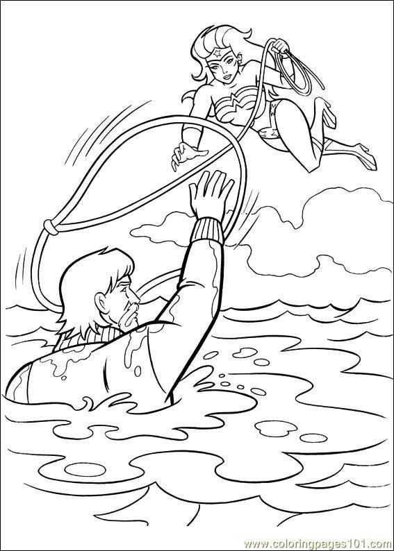 free printable coloring page wonder woman 16 cartoons wonder woman