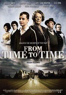 Very good movie I stumbled on on Netflix