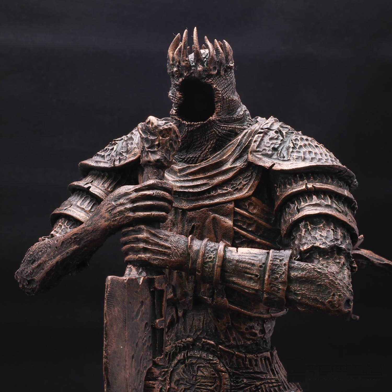 Dark Souls 3 gamer gift present Handmade Yhorm the Giant Lord of Cinder