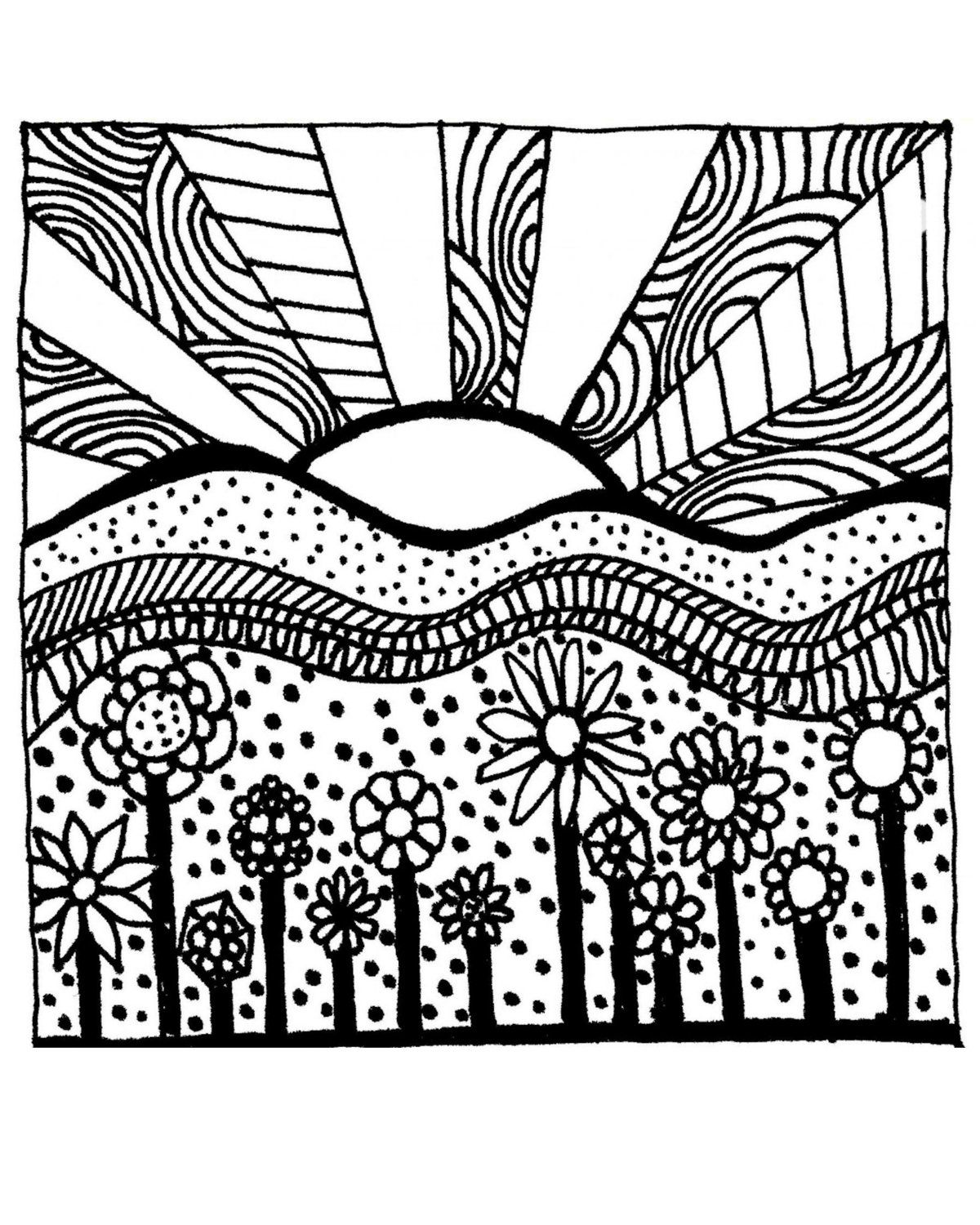 Free online printable adult coloring pages - 1000 Images About Coloring Pages On Pinterest Coloring Printable Adult Coloring Pages And Free Printable Coloring Pages