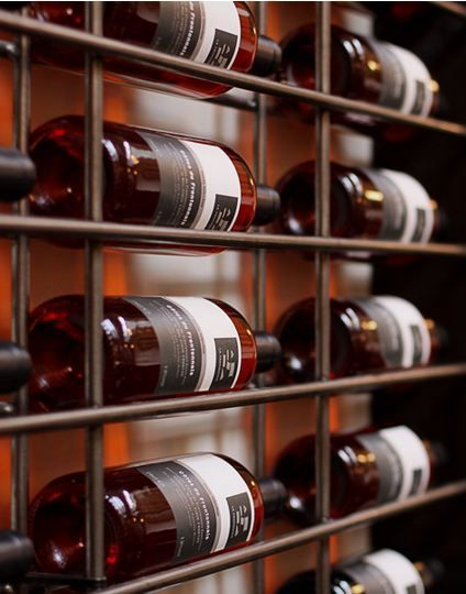 La Fromagerie Wine Rack | wine shop in 2019 | Wine shelves