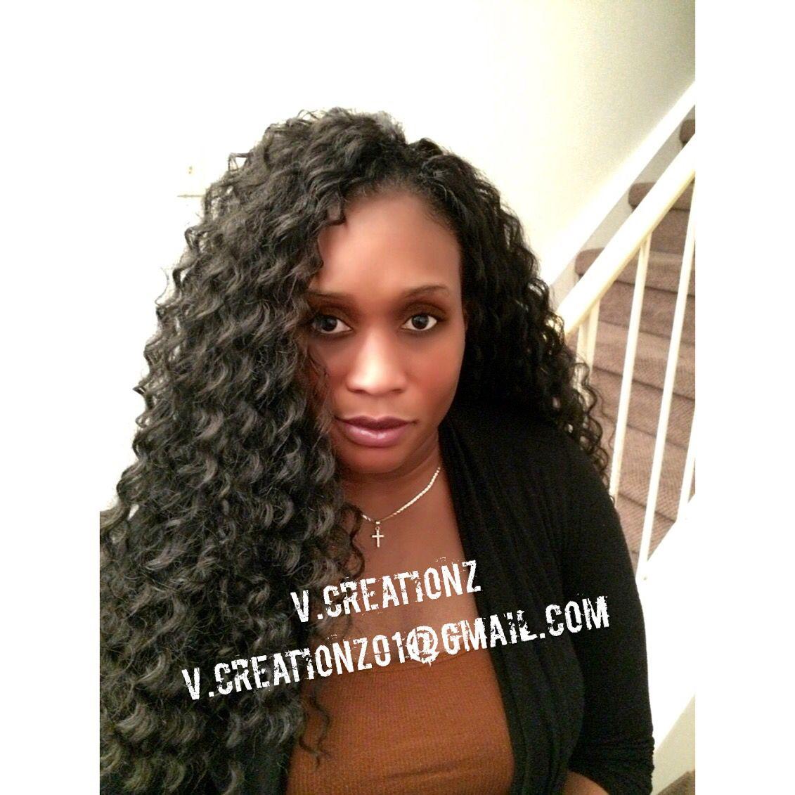Jamaican Bob Hairstyle: Jamaican Twist Braid Hair