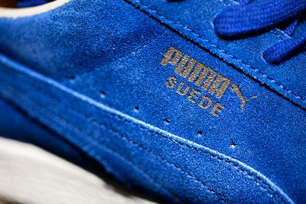 """1637062ba423c8 THING  PUMA Suede """"Sapphire"""" Made-in-Japan Edition"""