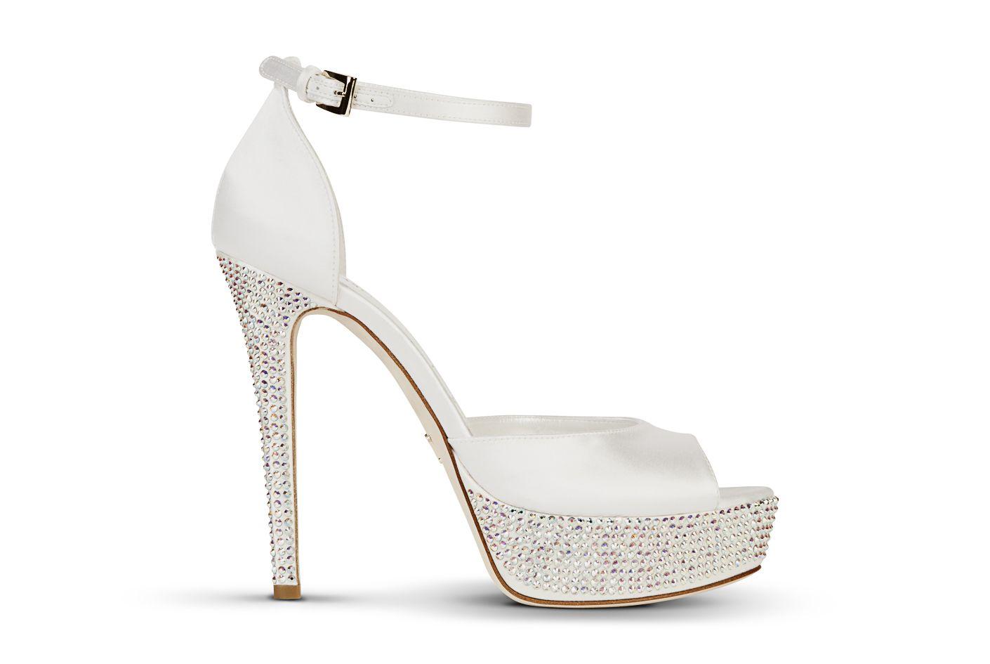 Scarpe Gioiello Sposa.Rose 72 Mascia Mandolesi Scarpe Da Sposa E Cerimonia Online