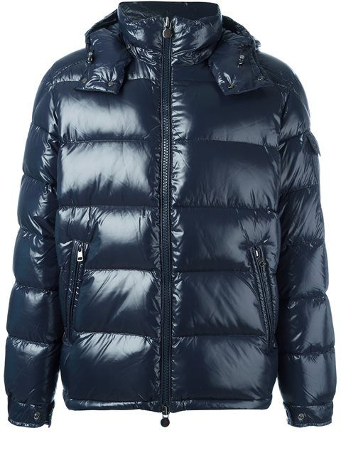MONCLER 'Berriat' Padded Jacket. #moncler #cloth #jacket