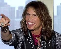 Steven Tyler Lead Singer Of Aerosmith What An Icon Steven