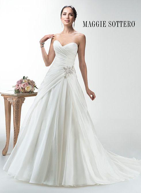 Maggie Sottero : Leah Size US 6 in white Sale Price: R10 000 | SALE ...