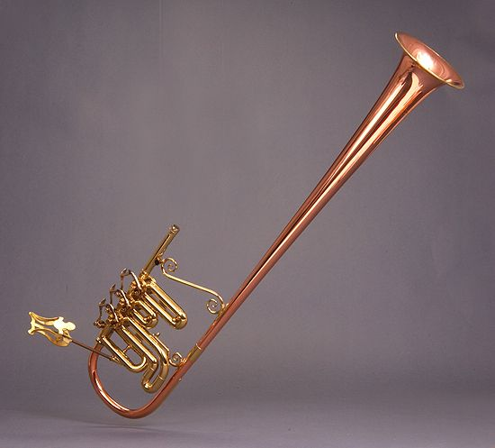 Over The Shoulder Bell Forward And Bell Upright Cornet By Robb Stewart Arcadia California 1988 Woodwind Instruments Musical Instruments Music Museum
