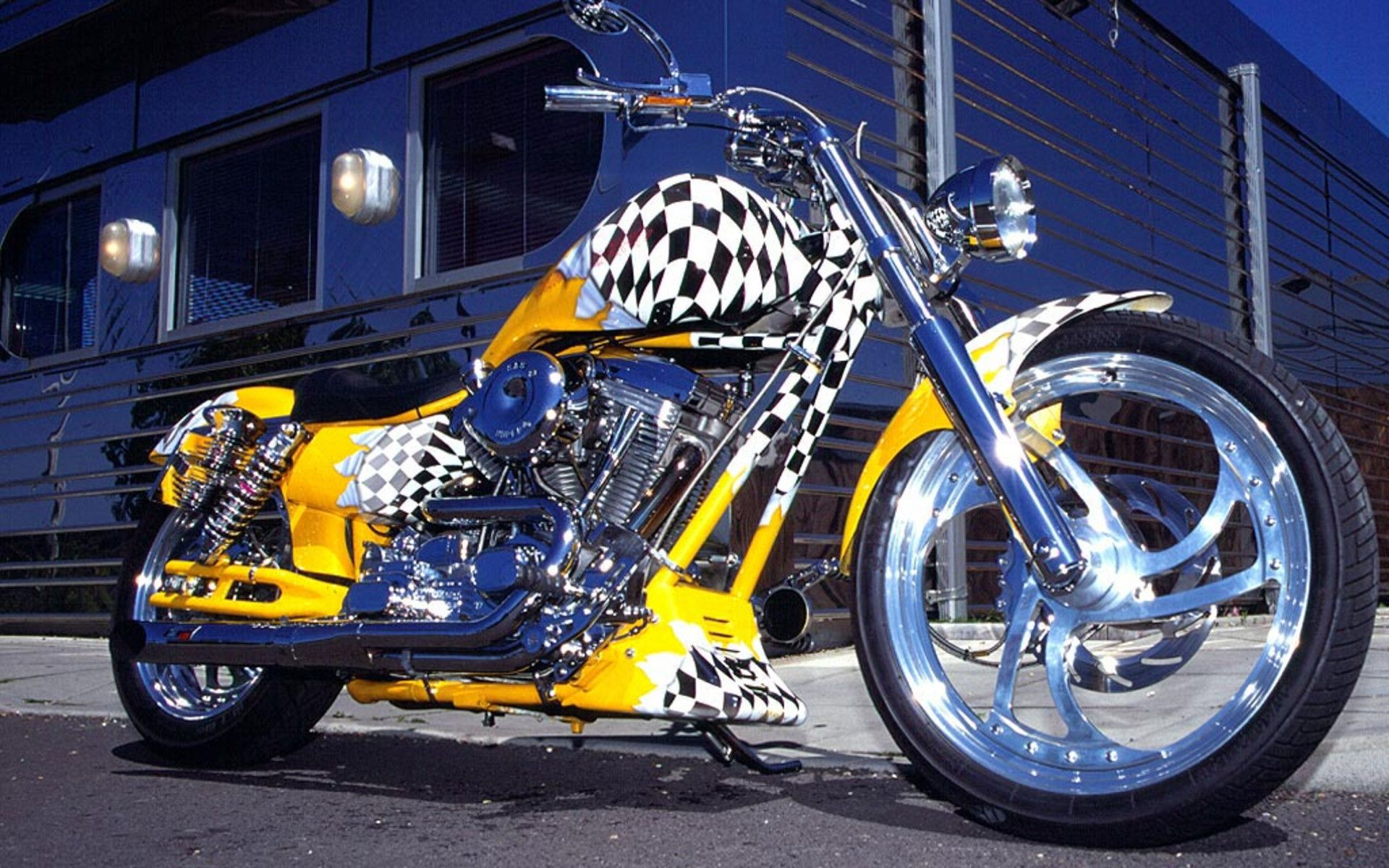 Wallpaper Harley Davidson Motorcycles - WallpaperSafari