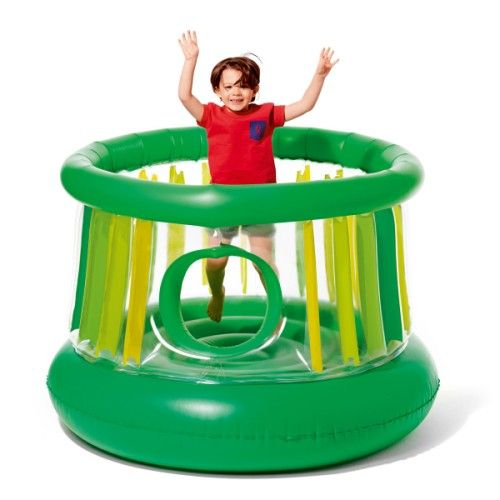 trampoline gonflable oxybul pour enfant de 2 ans 6 ans oxybul veil et jeux inflateable love. Black Bedroom Furniture Sets. Home Design Ideas