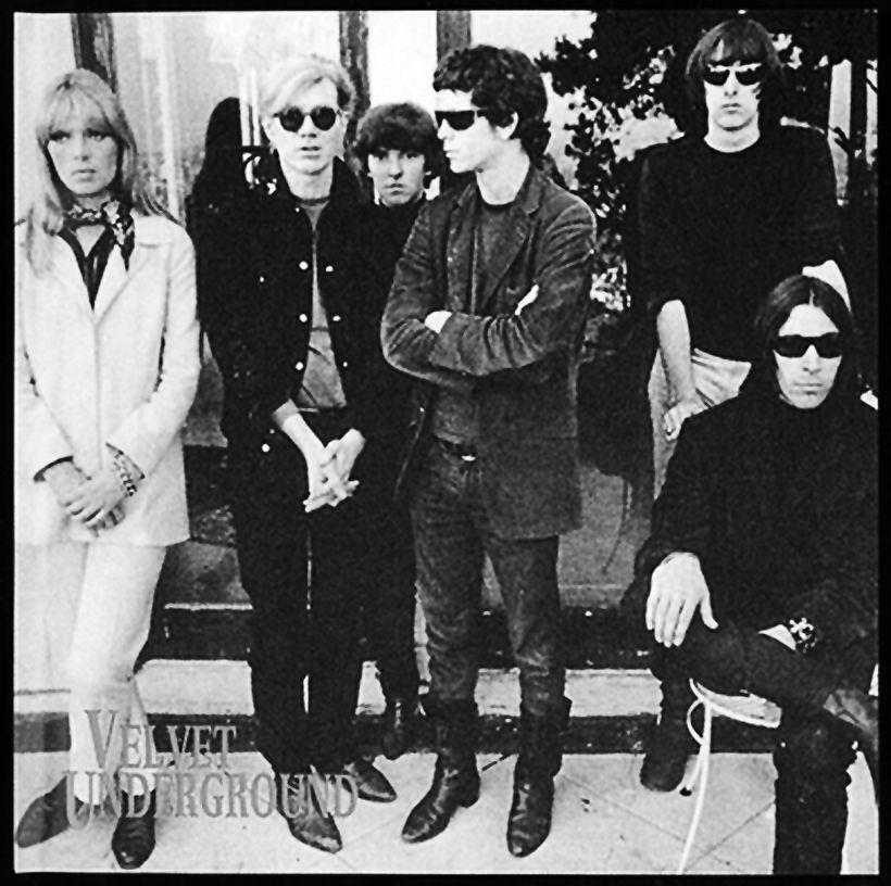 The Velvet Underground with Andy Warhol #wherewebelong