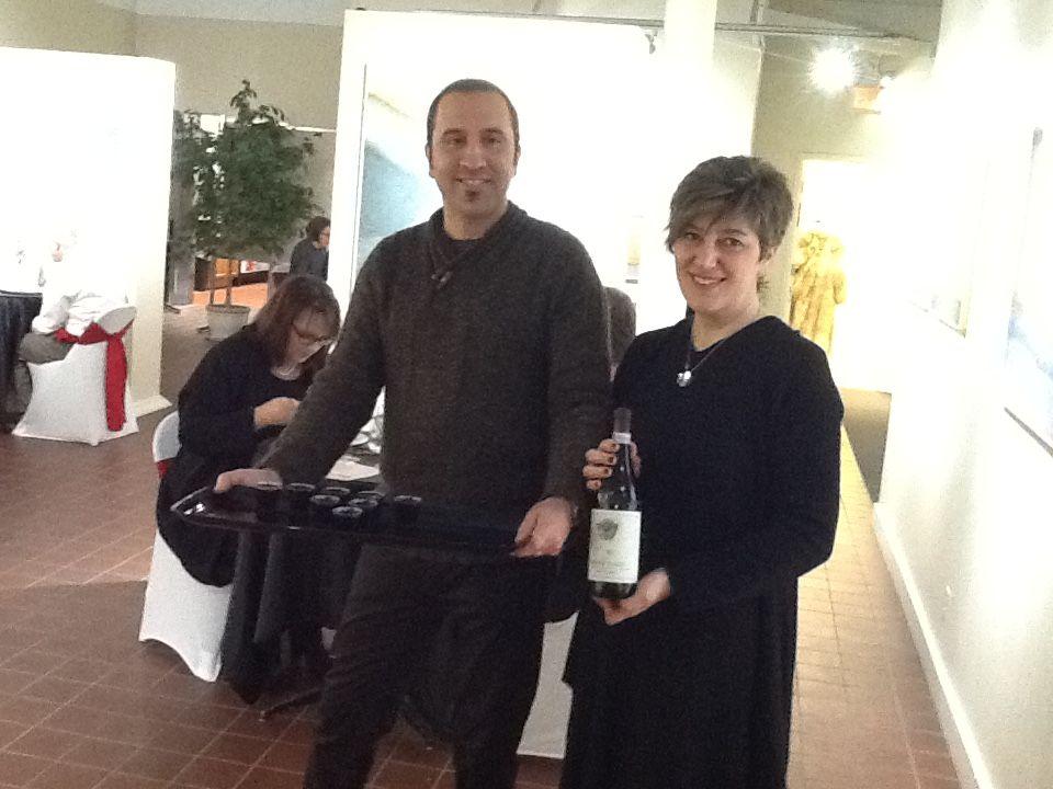 Assaggio di Vini: Amarone Classico 2009, Barbera d'Aasti 2012, Barolo 2010,Barbera d`Alba 2013, Amarone 2008