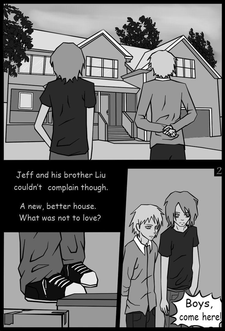 Pin By Inni On Jeff The Killer Manga Pinterest