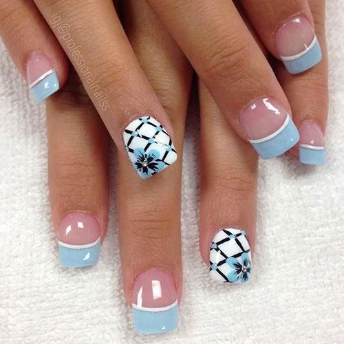 Nail Art Ideas Spring 2018: 31 Best Spring Nails For 2019