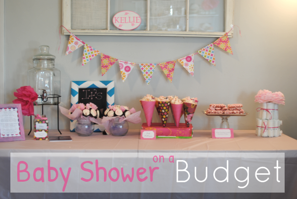 Baby Shower On A Budget Baby Shower Ideas Pinterest Budgeting