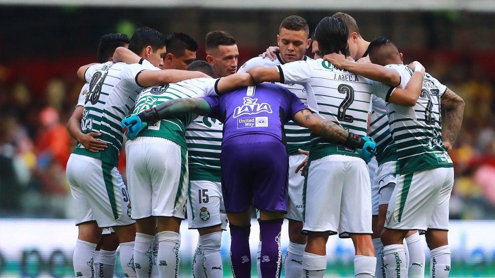 Santos Laguna A La Final De La Liga Mx Tras Empatar 2 2 Con America Resumen Y Goles Liguilla Mx Partido De Futbol Futbol Internacional