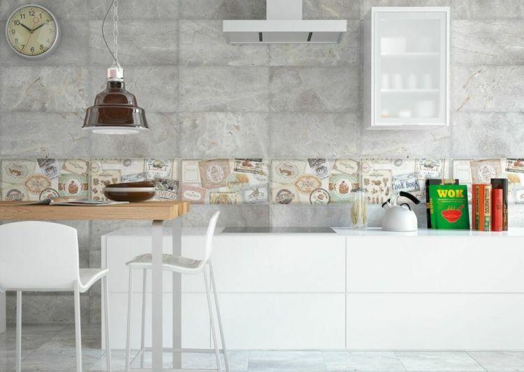 Cr dence cuisine moderne pour un int rieur chic et for Credence cuisine blanc laque