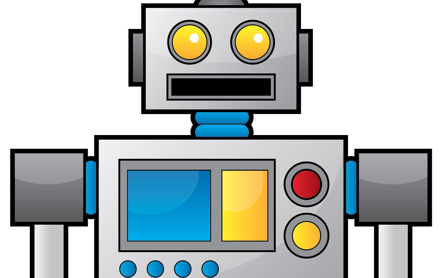 Looking to learn the basics of Adobe Illustrator? In this tutorial we'll use various tools and techniques to create a simple vector robot character. With this robot being made of lots of basic shapes it makes for a great tutorial for beginners to get to grips with the Illustrator application. Here's the simple vector cartoon …