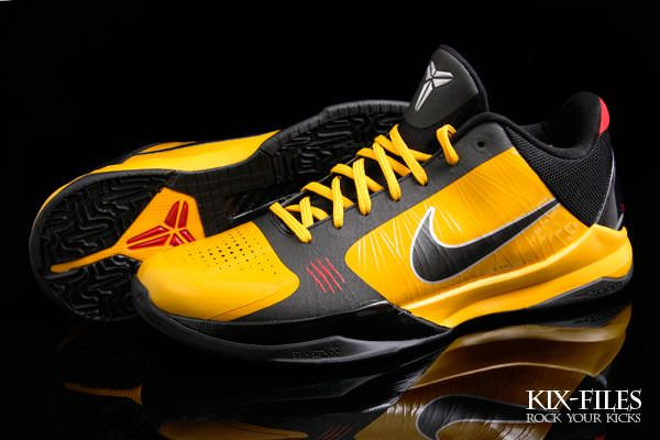 low priced e059d 66e53 Nike Zoom Kobe 5 Bruce Lee