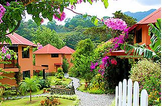 Boquete garden inn one of panama 39 s top rated boutique for Top rated boutique hotels
