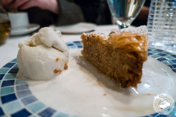 Avra Estiatorio, Greek restaurant in NYC, New York — I Just Want To Eat! |Food blog |Restaurants reviews and recipes